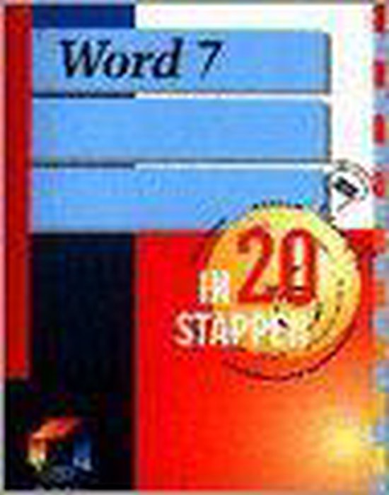 Word 7 in 20 stappen - Auteur Onbekend  