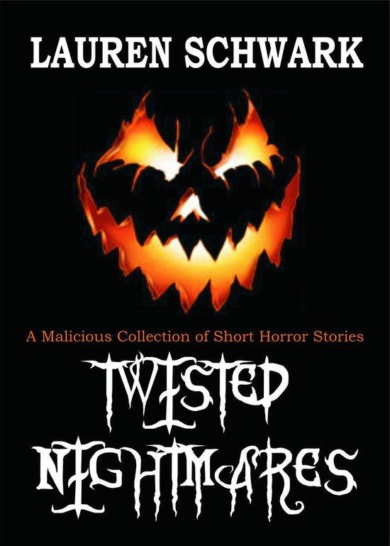 Omslag van Twisted Nightmares