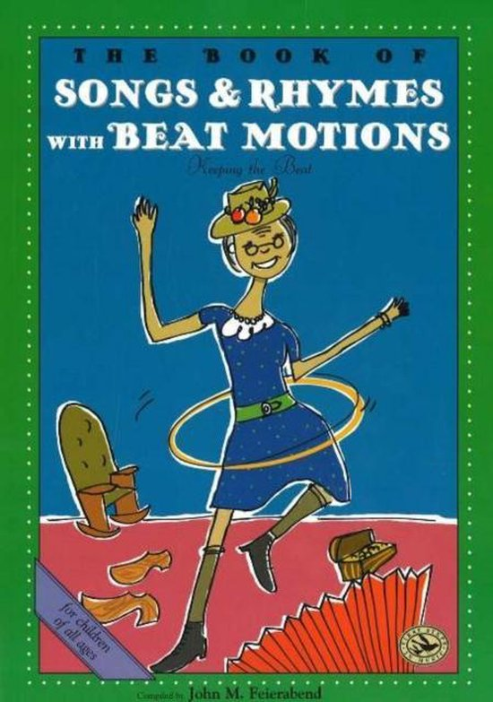 Book of Songs and Rhymes With Beat Motions