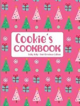 Cookie's Cookbook Holly Jolly Pink Christmas Edition
