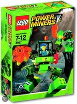 LEGO Power Miners Mijnbouwmachine - 8957
