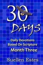 30 Days Month Three