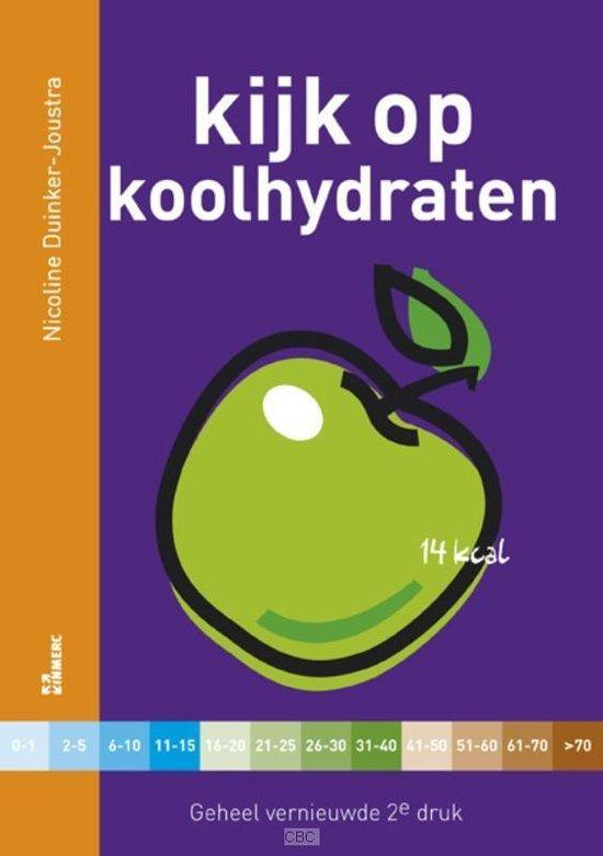 Kijk op koolhydraten - Nicoline Duinker-Joustra | Readingchampions.org.uk