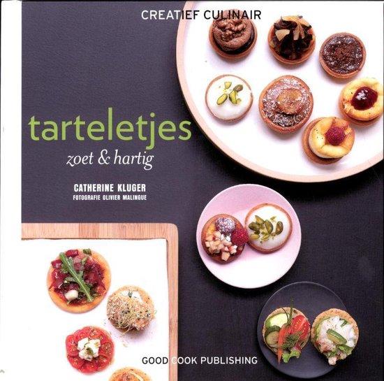 Creatief Culinair - Tarteletjes - Catherine Kluger  
