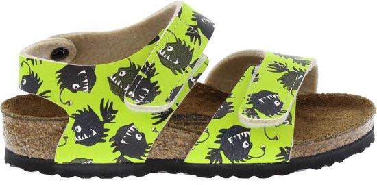 | Birkenstock Palu Kinderslippers Small fit Green