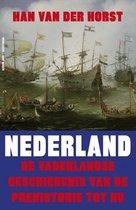 Nederland. De vaderlandse geschiedenis van de prehistorie tot nu
