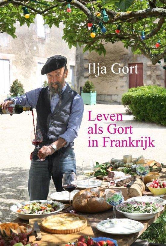 Cover van het boek 'Leven als Gort in Frankrijk'