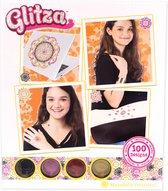 Glitza - Mandala Oriental - 100 Designs - Glitter Lichaamssieraden