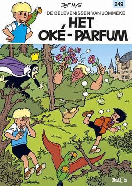 Jommeke 249 - Het Oké-Parfum - Jef Nys  