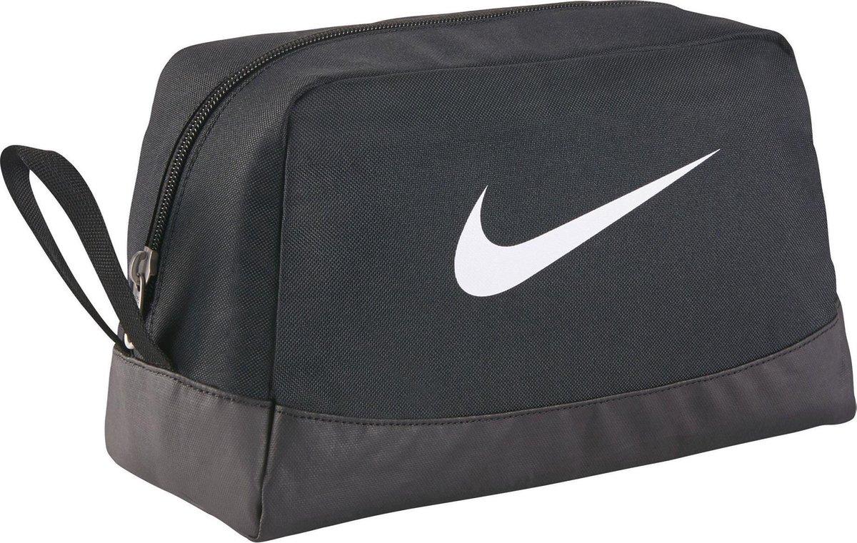 Nike Club Team Swoosh Toilettas - Zwart