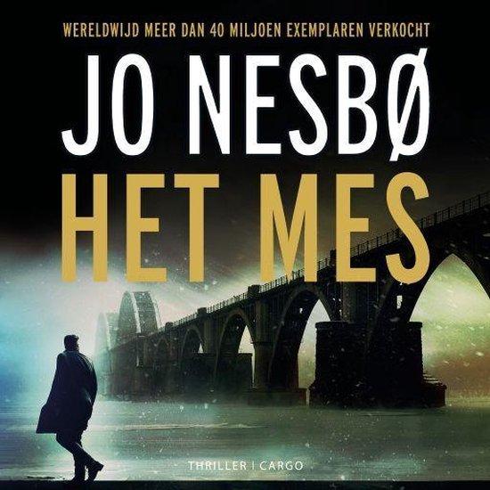 Harry Hole 12 - Het mes - Jo NesbØ   Readingchampions.org.uk