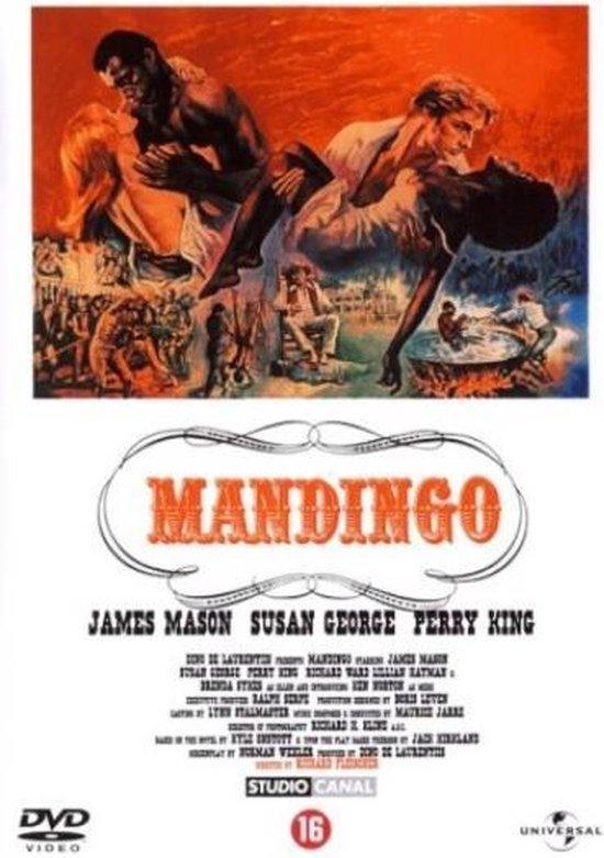 Cover van de film 'Mandingo'