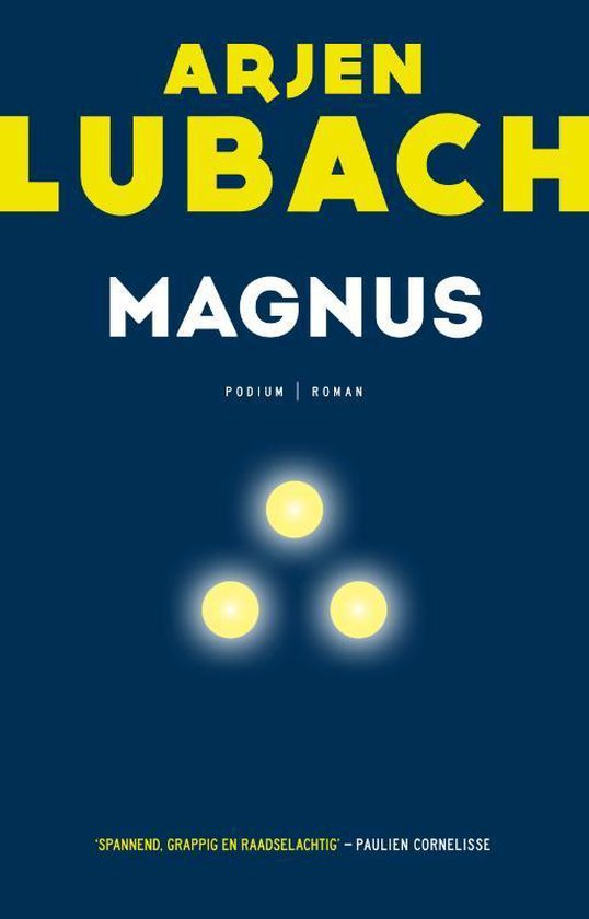 Boekomslag voor Magnus