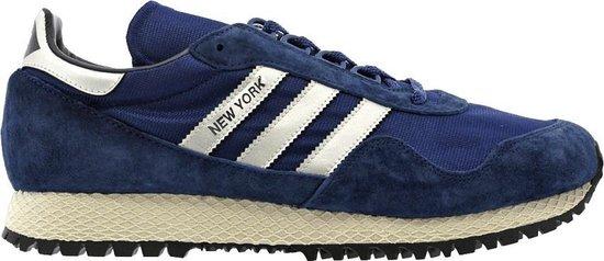 bol.com | Adidas Sneakers New York Dames Blauw Maat 36 2/3