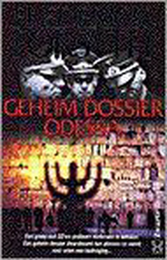 Geheim Dossier Odessa - Frederick Forsyth pdf epub