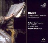 Bach: 7 Harpsichord Concertos, etc / Egarr, Manze, et al
