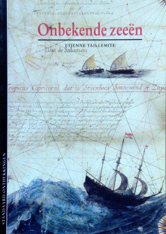 Onbekende zeeen - Etienne Taillemite  