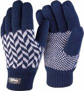 Result thinsulate handschoenen navy S/m