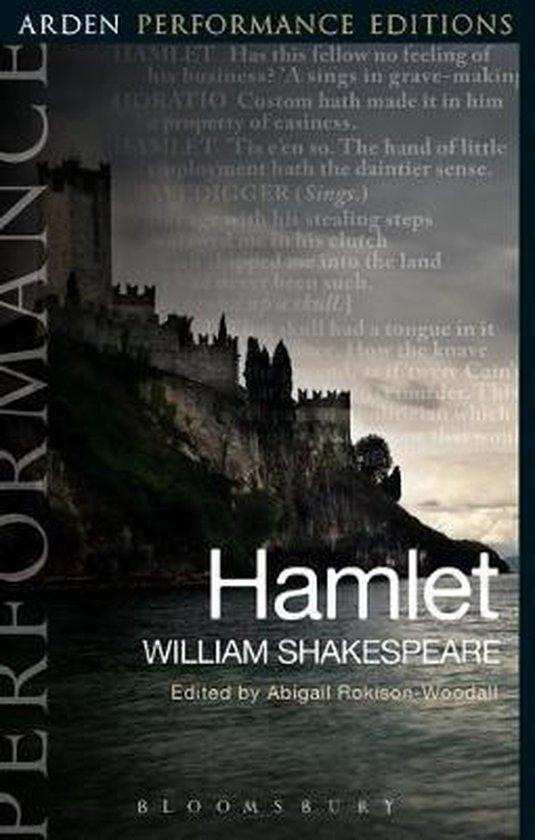 Boek cover Hamlet van William Shakespeare (Paperback)