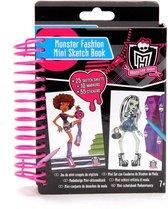 Monster High Mini Schetsboek