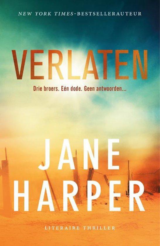 Verlaten - Jane Harper | Fthsonline.com