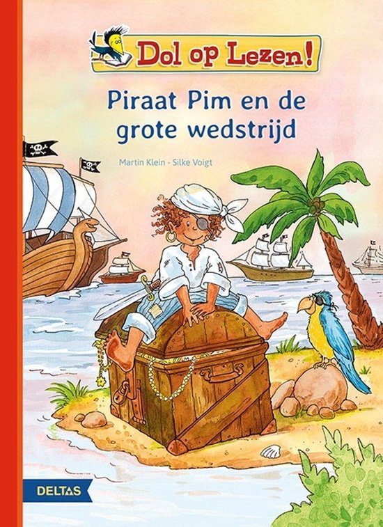 Dol op lezen! Piraat Pim en de grote wedstrijd - Martin Klein |