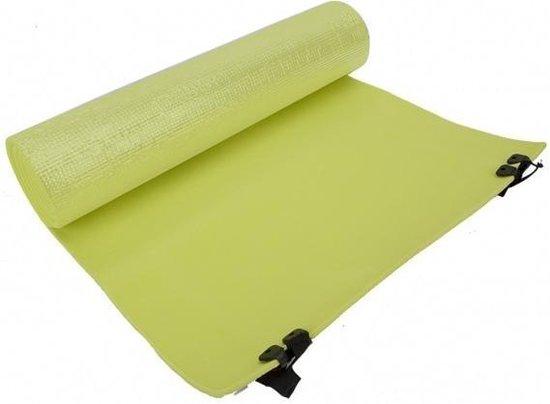 Summit Oprolbare Slaapmat Foam 180 X 50 Cm Groen/zilver