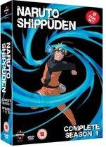 Naruto Shippuden - Complete Season 1 (Import)