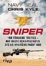 Omslag Sniper
