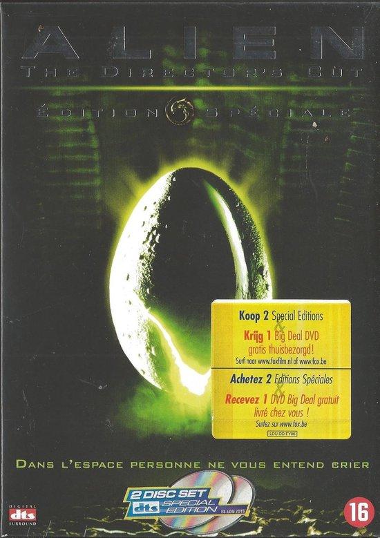 Alien (Director's Cut S.E.)(2xDVD)(Import)(DTS)