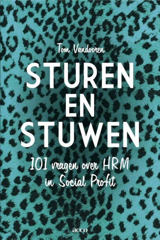 Sturen en stuwen - Tom Vandooren |
