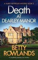 Death at Dearley Manor