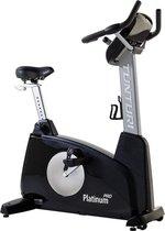 Tunturi Platinum Upright Bike Pro - Hometrainer