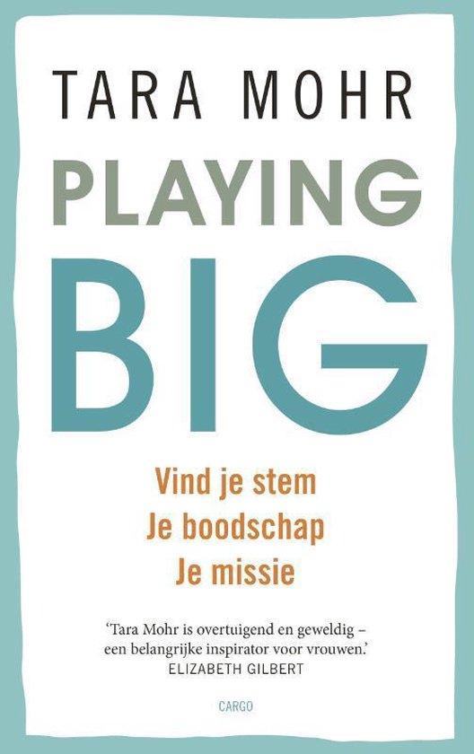 Playing big voor vrouwen