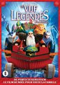 De Vijf Legendes (Rise of the Guardians) - De kerstfilm