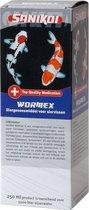 Sanikoi Wormex 250 ml Voor 5000 Ltr Water - Visvoer