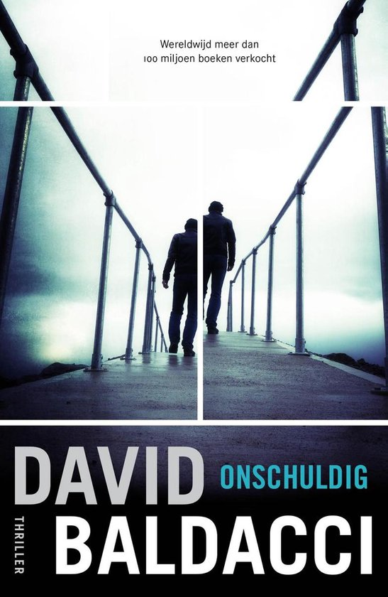 Onschuldig - David Baldacci |