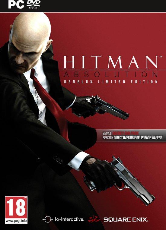Hitman: Absolution – Benelux Edition – Windows