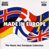 Made In Europe: The Naxos Jazz European...