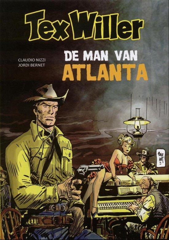 De man van Atlanta - Boselli |