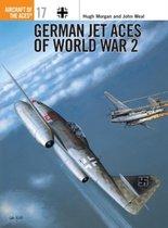 Boek cover Luftwaffe Jet Aces of World War 2 van Hugh Morgan (Paperback)