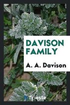 Davison Family