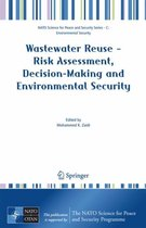 Boek cover Wastewater Reuse - Risk Assessment, Decision-Making and Environmental Security van Mohammed K., Zaidi