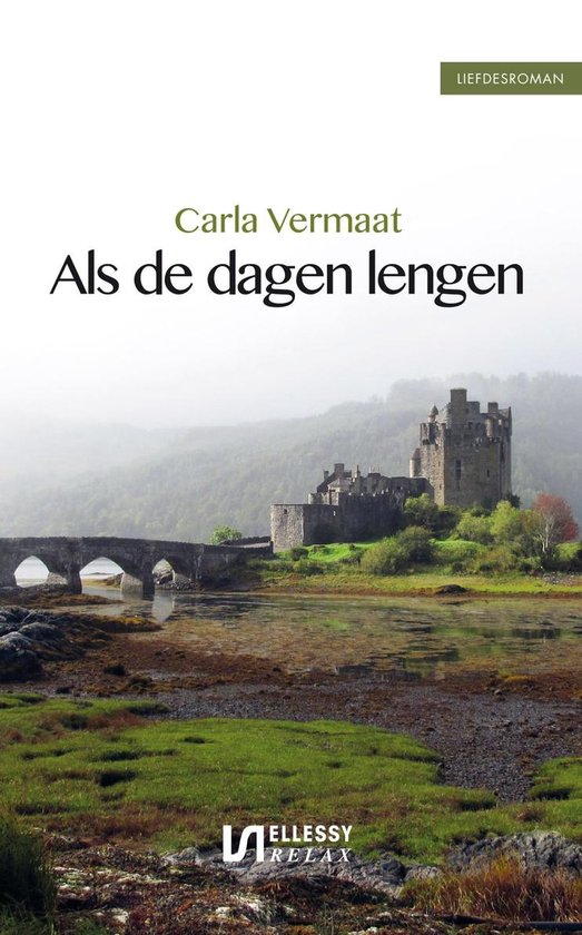 Boek cover Als de dagen lengen van Carla Vermaat (Onbekend)