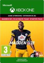 Madden NFL 19: Ultimate Team Starter Pack - Xbox One Download