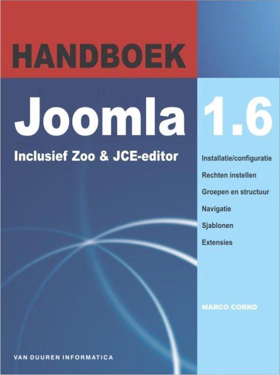 Cover van het boek 'MyStudy Joomla 1.5 2e'