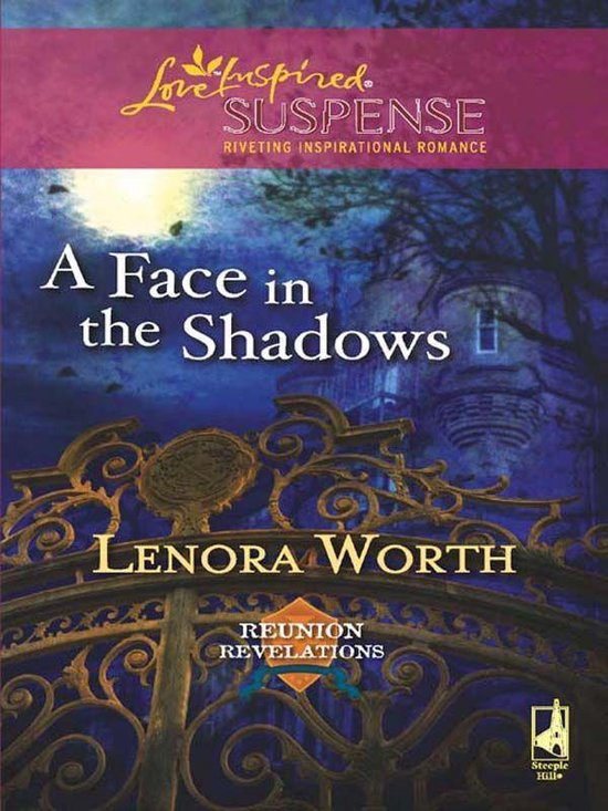 Omslag van A Face in the Shadows