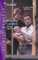 Omslag Keeping Caroline