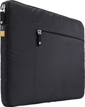 Case Logic TS115 - Laptop Sleeve - 15.6 inch - Zwart