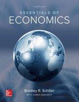 Boek cover Essentials of Economics van Bradley Schiller